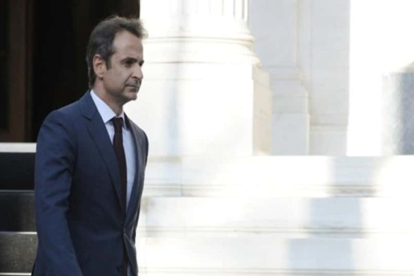 Επέστρεψε στην Αθήνα ο πρωθυπουργός Κυριάκος Μητσοτάκης!