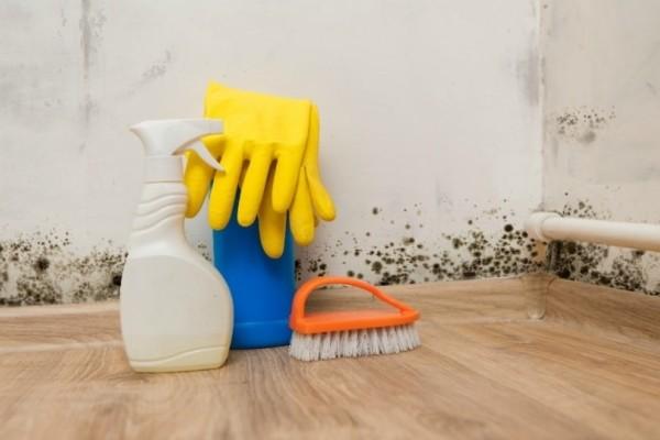 Αυτό είναι το φυσικό καθαριστικό που καταπολεμά την μούχλα!