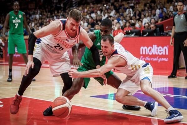 Μουντομπάσκετ 2019: Η Ρωσία επικράτησε με σκορ 82-77 έναντι της Νιγηρίας!