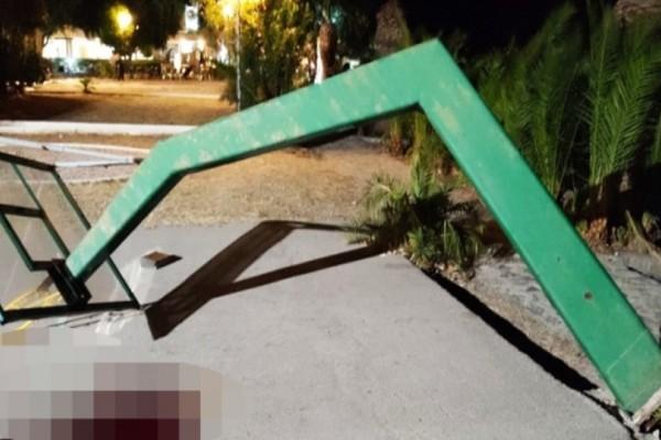 Τραγωδία στη Χίο: Ποιός ευθύνεται για την αποκόλληση της μπασκέτας που σκότωσε τον 19χρονο;