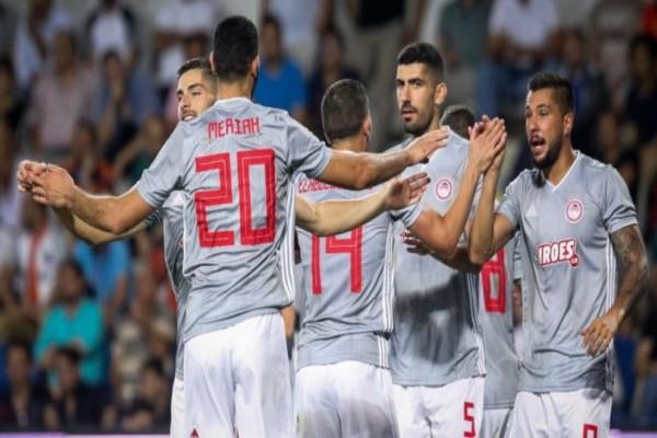 Προκριματικά Champions League: Ετοιμος να σφραγίσει την πρόκριση στα πλέι οφ ο Ολυμπιακός κόντρα στην Μπασακσεχίρ!