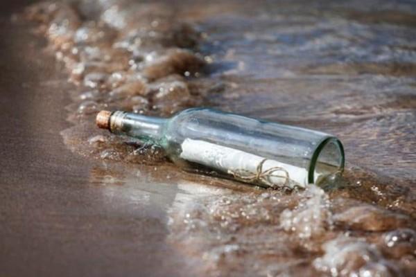 Σύμη: Τάμα στο μπουκάλι! Το ασυνήθιστο έθιμο στο νησί του Πανορμίτη!