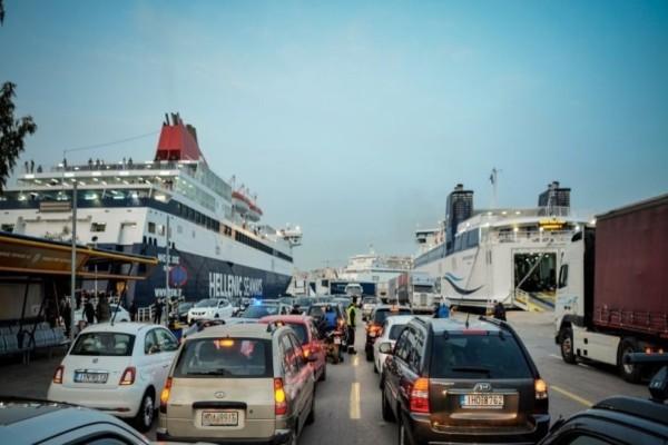 Κυκλοφοριακό κομφούζιο! Ποιους δρόμους να αποφύγετε  - Πού έχει μποτιλιάρισμα (photo)