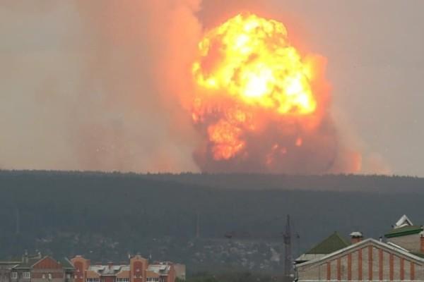 Συναγερμός! Φόβοι για «νέο Τσερνόμπιλ» στη Ρωσία! (Video)