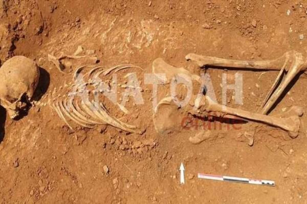 Φρίκη στην Κρήτη: Βρέθηκε ανθρώπινος σκελετός σε μινωικό λατομείο και δεν είναι αρχαίος!