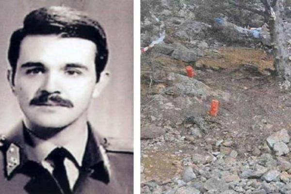 Ταυτοποιήθηκαν τα οστά του Γιώργου Παπαλαμπρίδη! Συγκλονιστική μαρτυρία για τη θυσία του!