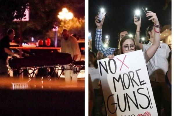 Μακελειό στις ΗΠΑ: Εισήγηση για θανατική ποινή στον δράστη του Τέξας! - 29 νεκροί από τις επιθέσεις!