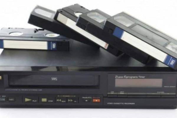 Παλιές βιντεοκασέτες: Ξέρετε πόσο λεφτά μπορείτε να κερδίσετε αν τις πουλήσετε;