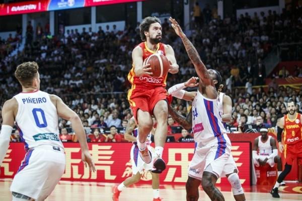 Μουντομπασκετ 2019: Ισπανία- Πουέρτο Ρίκο 73-63