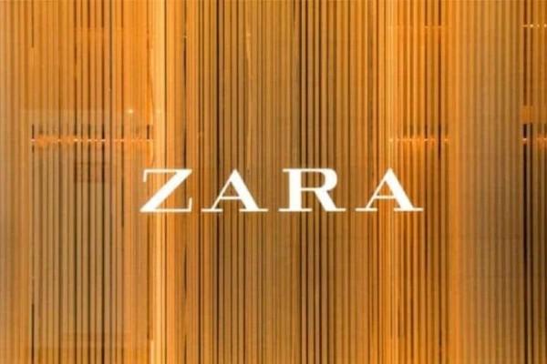 Zara: Η σατινέ μπλούζα που κοστίζει μόνο 22 ευρώ!
