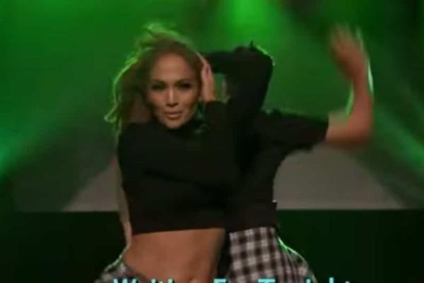 Μας τρέλανε πάλι η Jennifer Lopez με αυτό το βίντεο!