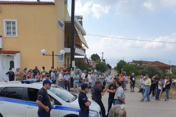 Φθιώτιδα: Οι κάτοικοι δεν θέλουν να δημιουργηθεί hotspot! (Video)