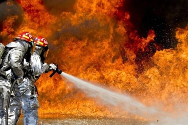 Πολύ υψηλός κίνδυνος πυρκαγιάς αύριο σε 8 περιφέρειες της χώρας!