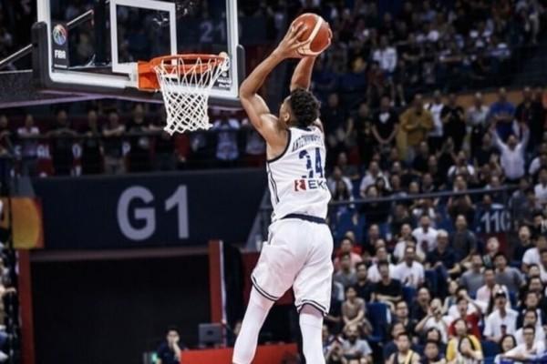 Μουντομπάσκετ 2019: Δείτε τα καλύτερα καρφώματα της πρώτης φάσης! (Video)