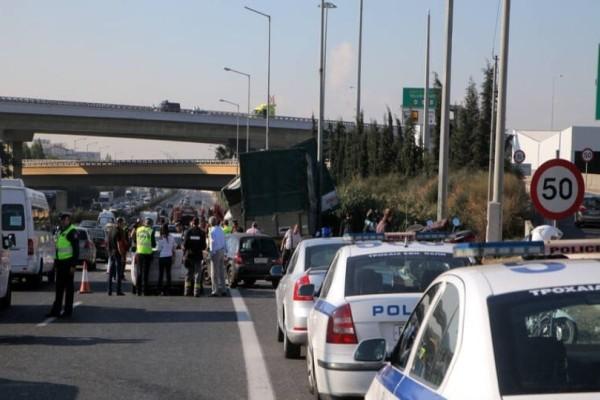 Τροχαίο στην Θεσσαλονίκη: Καραμπόλα τριών οχημάτων με λεωφορείο!