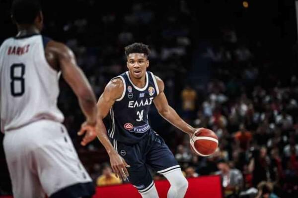Μουντομπάσκετ 2019: Ήττα της Ελλάδας από τις ΗΠΑ (69-53) - Έρχεται ο τελικός με την Τσεχία!