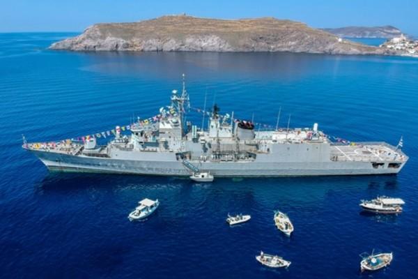Συναγερμός στη Λέρο: Οπλισμός του Πολεμικού Ναυτικού  χάθηκε μυστηριωδώς! (Video)