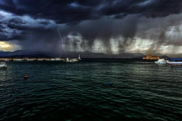 Ραγδαία επιδείνωση του καιρού: Έντονα καιρικά φαινόμενα τις επόμενες ώρες!