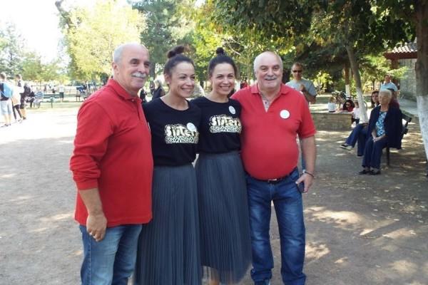 Δίδυμοι απ' όλη την Ελλάδα συναντήθηκαν στα Τρίκαλα!