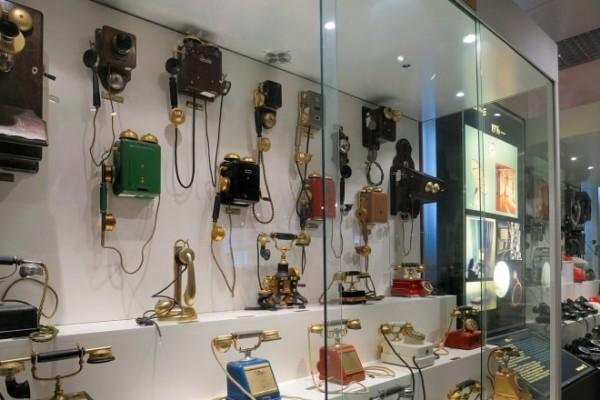 Μια Κυριακή αλλιώτικη στο Μουσείο Τηλεπικοινωνιών!