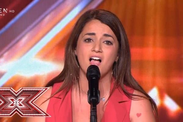 X - Factor: Η φωνή που τους μάγεψε!