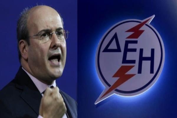 Χατζηδάκης: Τα μέτρα που πήραμε για την ΔΕΗ είναι αποτέλεσμα της αδιαφορίας του Τσίπρα!