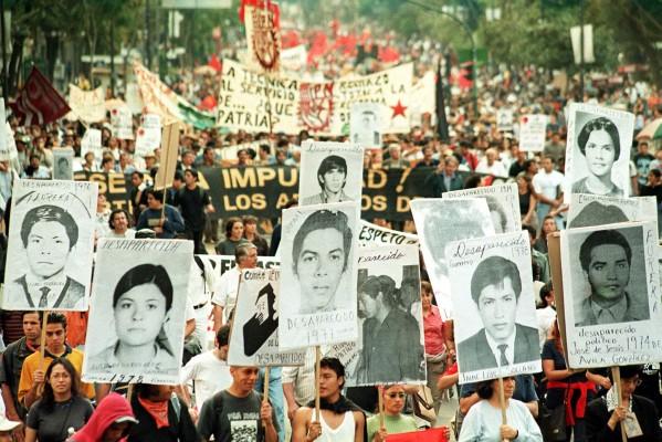 Μεξικό: Νέες έρευνες για την υπόθεση της δολοφονίας 43 φοιτητών!