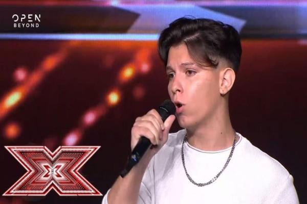 X-Factor: Το «καρφί» του Θεοφάνους σε 16χρονο! «Να αλλάξεις δάσκαλο, φωνητικό ταλέντο δεν έχεις!» (Video)