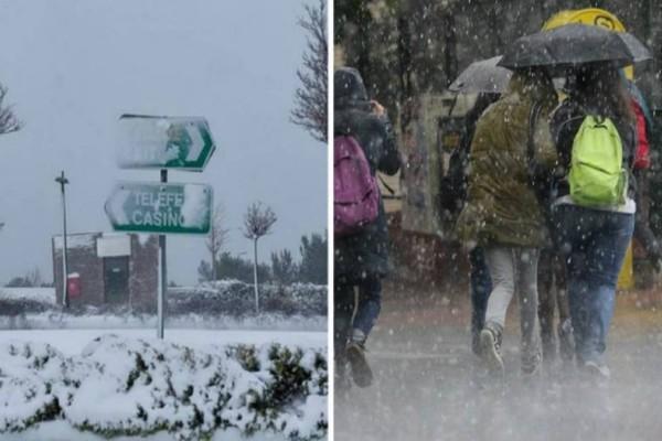 Μερομήνια 2019-2020: Χριστούγεννα και Πρωτοχρονιά με χιόνια στην Αθήνα;