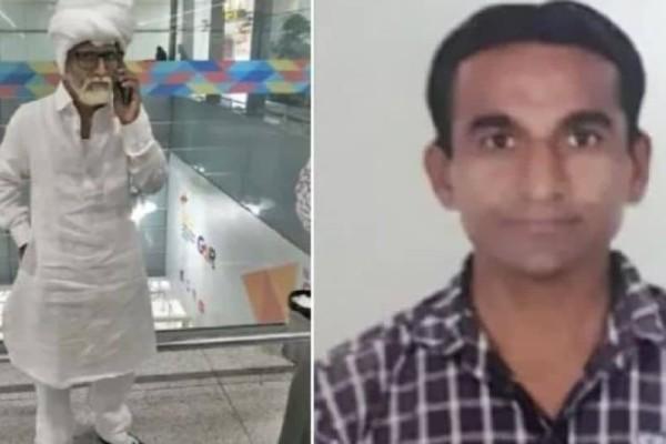 Και όμως έγινε: 32χρονος ντύθηκε 81χρονος για να ταξιδέψει με πλαστό διαβατήριο!