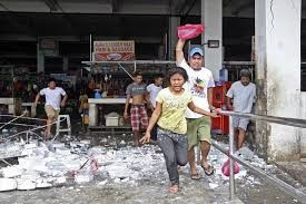 Φιλιπίννες: Σεισμός 6,4 Ρίχτερ!