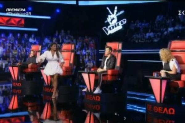 The Voice: Μέλος των One ξανά στη σκηνή! Πέρασε στην επόμενη φάση; (video)