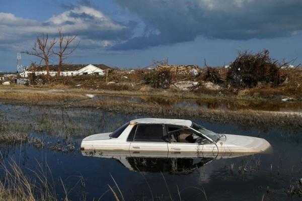 Κυκλώνας Ντοριαν: Σάρωσε τις Μπαχάμες! 45 οι νεκροί!