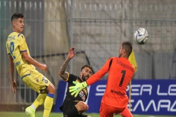 Super League: «Απόδραση» της ΑΕΚ από την Τρίπολη με 2-3! (Video)