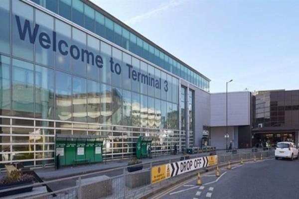 Συναγερμός στο αεροδρόμιο του Μάντσεστερ: Εντοπίστηκε ύποπτο πακέτο!