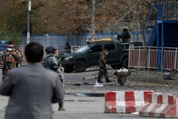 Ισχυρή έκρηξη στην Καμπούλ από καμικάζι!