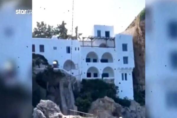 Επένδυση μαμούθ! Πουλήθηκε  το σπίτι της ταινίας «Η Νεράιδα και Το Παλικάρι»! (Video)
