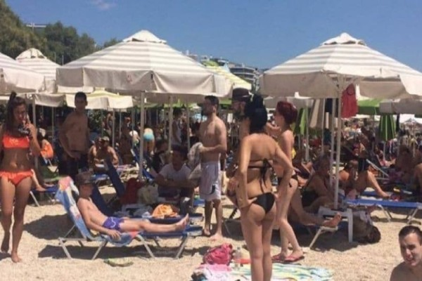 Αληθινό περιστατικό σε παραλία: «Έτσι μεγαλώνουν τα παιδιά τους κάποιοι Ελληνάρες»