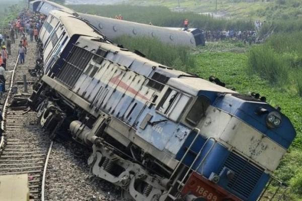 Εκτροχιασμός τρένου στο Κονγκό - Τουλάχιστον 50 νεκροί