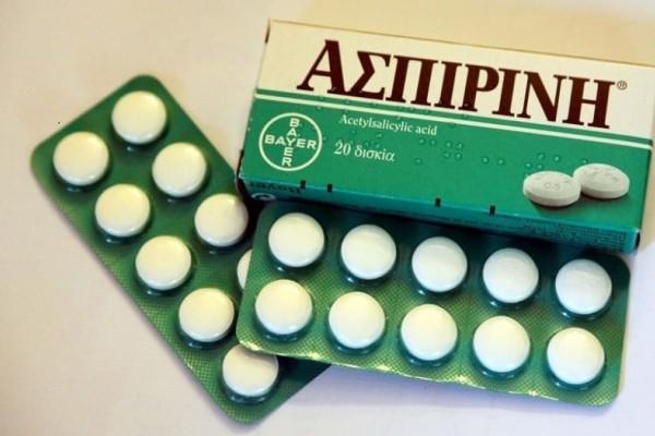 Το ήξερες; Τι θα πάθει ένας 50αρης αν παίρνει κάθε μέρα μια ασπιρίνη;