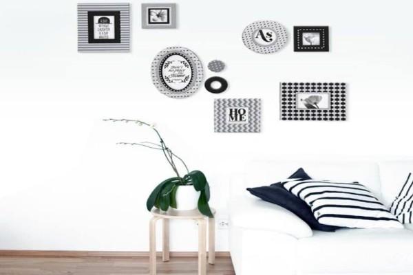 Αυτοκόλλητα στους τοίχους; Η εύκολη λύση για να τα καθαρίσετε!