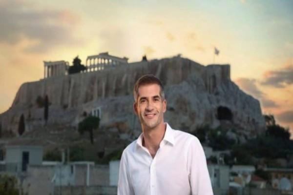 Ο Μπακογιάννης ξεκίνησε δυναμικά στον Δήμο Αθηναίων! Προτεραιότητα του η καθαριότητα!
