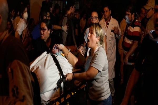 Τραγωδία: Δέκα νεκροί από φωτιά σε νοσοκομείο!