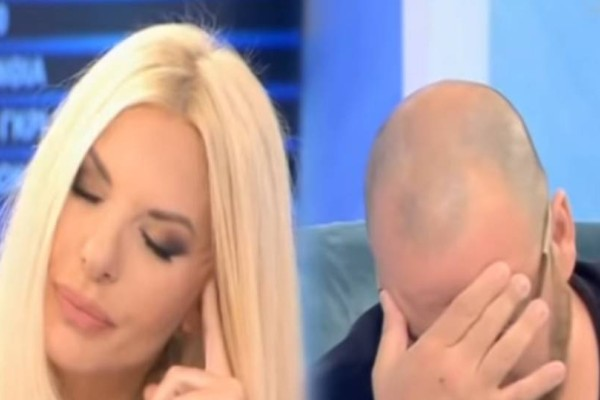 Παντρεμένος πήγε στην Αννίτα Πάνια για να κάνει σχέση και τον πήρε τηλέφωνο η γυναίκα του! (video)