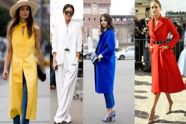 Ανάλογα τα χρώματα που φοράτε αποκαλύπτετε τα πάντα για την προσωπικότητα σας!