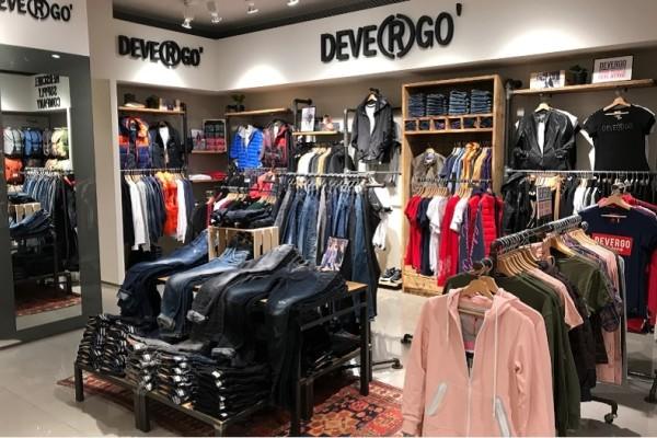 H Devergo στο Attica στο The Mall Athens!