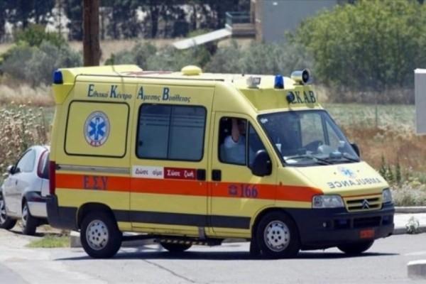 Σοβαρό τροχαίο στο Ηράκλειο: Εγκλωβίστηκε οδηγός! (Video)