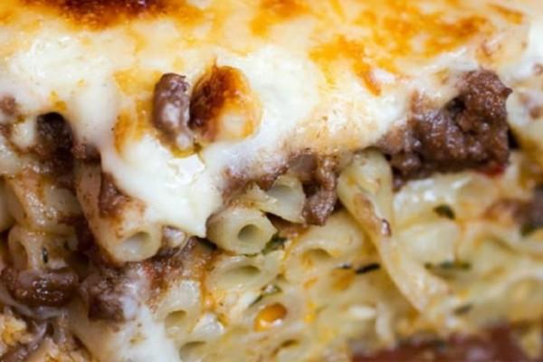 Το πιο εύκολο και νόστιμο παστίτσιο που έχετε φάει!
