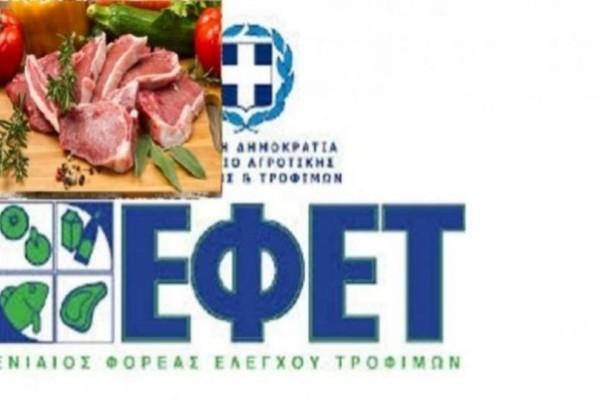 Καταγγελία σοκ από ΕΦΕΤ για σούπερ μάρκετ: