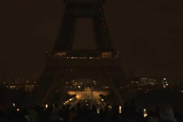 Γαλλία: Γιατί έκλεισαν τα φώτα στον Πύργο του Άιφελ;